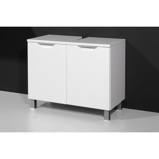 Superior Liquid White Bathroom Vanity Without Wash Basin