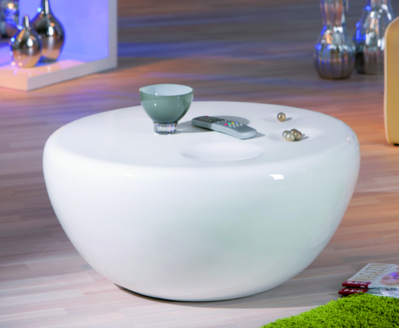 Ufo Oval White Gloss Coffee Table High Gloss Coffee  : universe from www.furnitureinfashion.net size 567 x 467 png 323kB