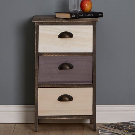 Riley Small Chest Of Drawers With Multicolours Drawers_1