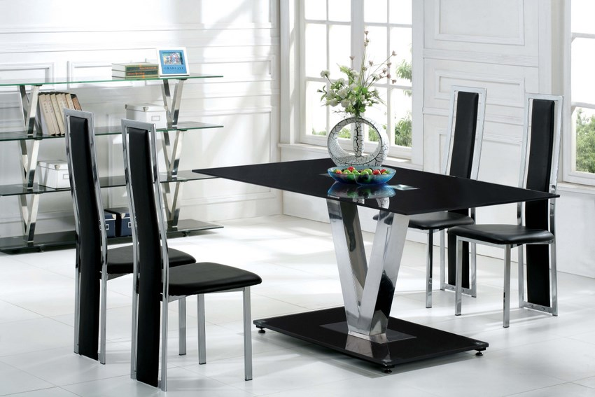 Perfect Black Dining Room Tables and Chairs 850 x 567 · 97 kB · jpeg