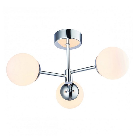 Vetro Three Warm White Ceiling Light_1
