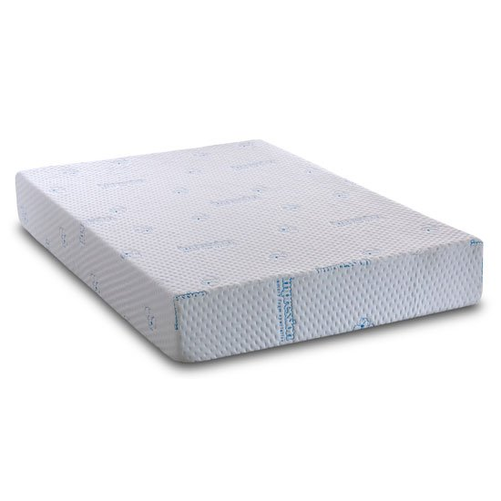 View Visco 1000 premium memory foam firm single mattress