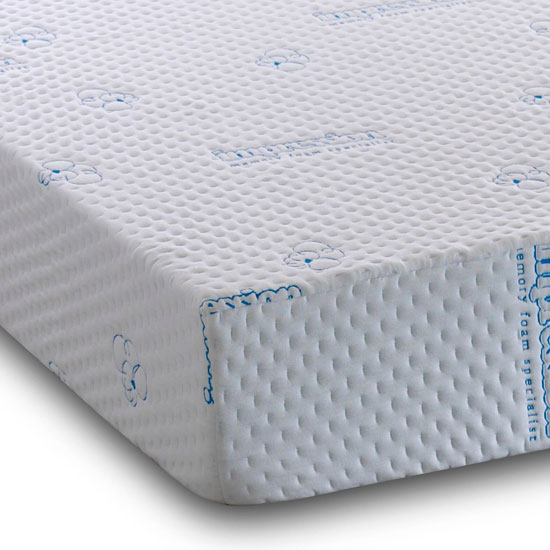 Visco 1000 Premium Memory Foam Regular Single Mattress_2