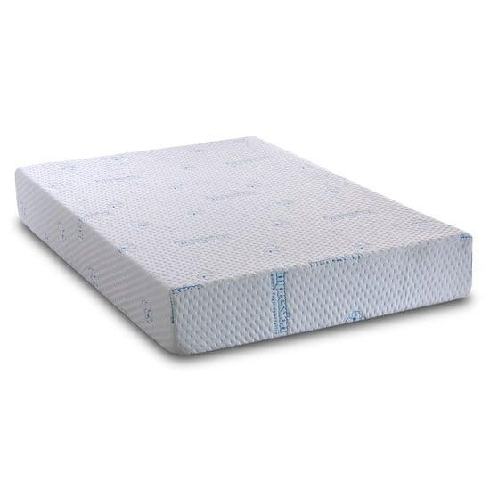View Visco 4000 premium memory foam regular small double mattress