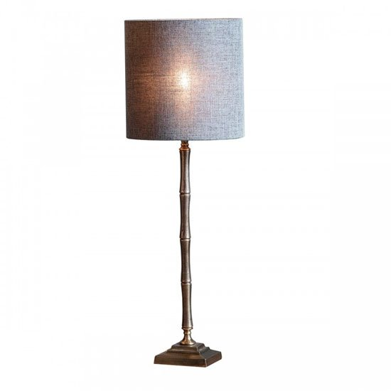 Vittoria Table Lamp In Antique Bronze