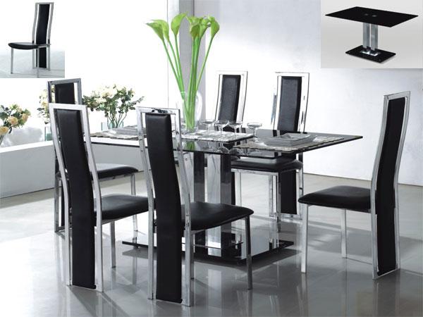 vo1 dining set - Interior Design Ideas For Rectangular Living Room