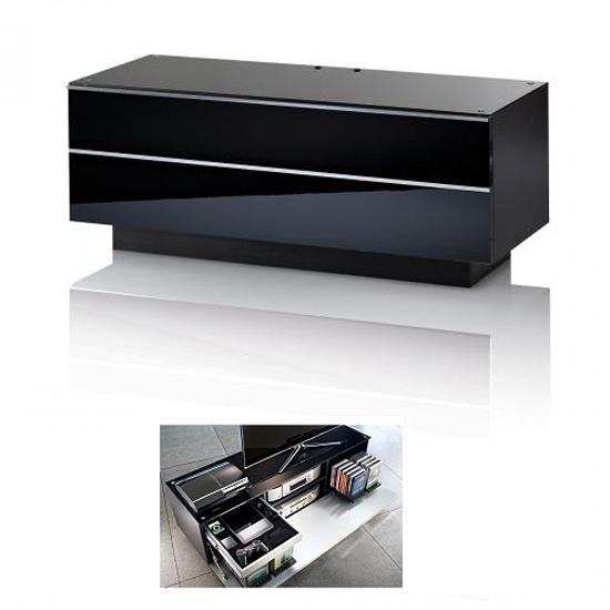 Black GS 110 BL TV Stand