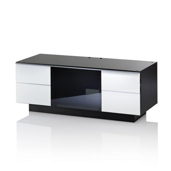 White GG 110 WH TV Stand