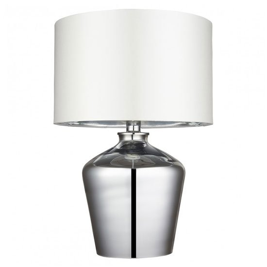 Waldorf Table Lamp In Chrome_2