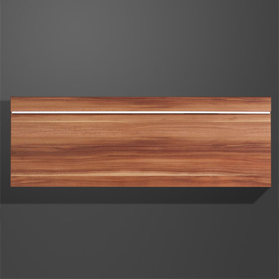 Energy Freestyle Wall Mounted Cabinet In Walnut