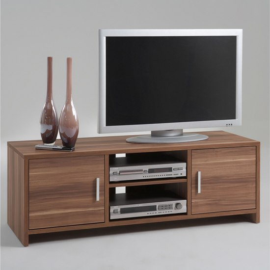 walnut tv stand Poldi - Tips On How To Care For Your New Plasma