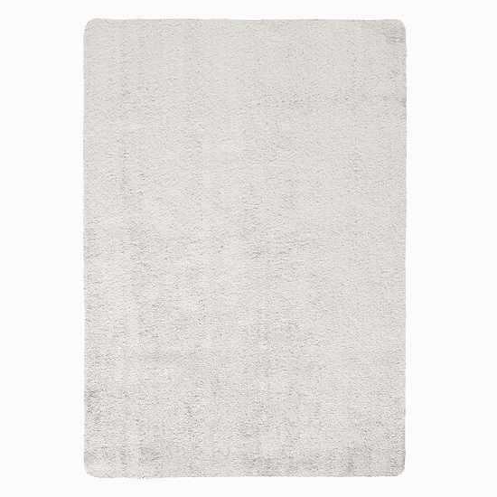 Washable Lavo Silver Rug