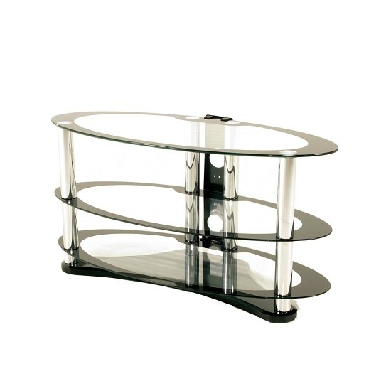 Black Metal And Glass Tv Stand Beautiful Tall Corner Tv