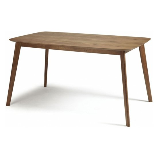 Weinstein Dining Table Rectangular In Walnut