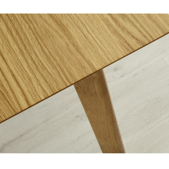 Weinstein Dining Table Rectangular In Solid Oak_3