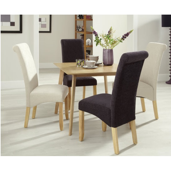 Weinstein Dining Table Square In Solid Oak_6