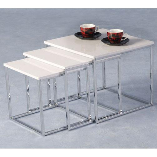 nesting tables white 2