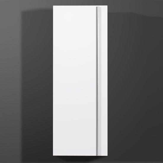 Energy Freestyle White Wall Mounted Cabinet