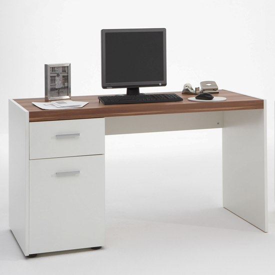 Alfa img - Showing > White Computer Desks for Home