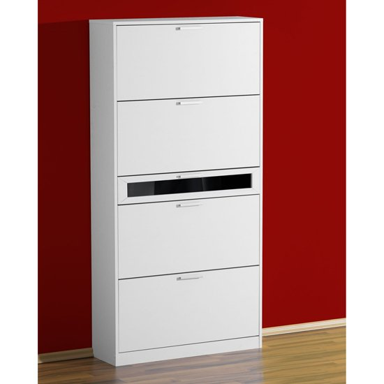 details about bingo white shoe storage cabinet 8554