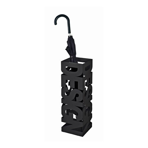 Design Umbrella Stand In Black