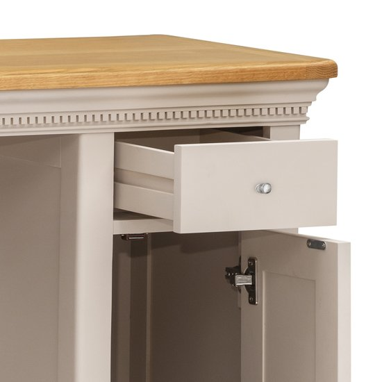 Winchester Wooden Dresssing Table In Silver Birch_2