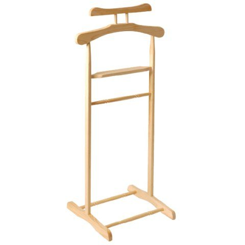 Clothes valet stands wooden furniture in fashion