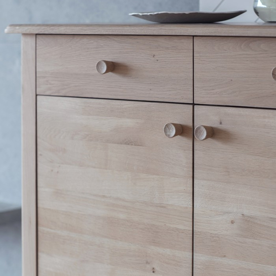 Wycombe Wooden Sideboard In 3 Doors And 3 Drawers_3