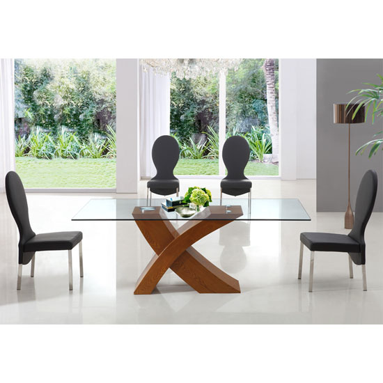 x dining table oak - Your Living Room's Most Useful Furniture - Tables