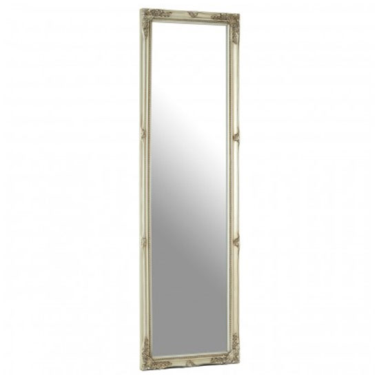 Zelman Wall Bedroom Mirror In Champagne Frame_2