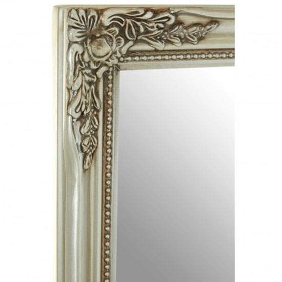 Zelman Wall Bedroom Mirror In Champagne Frame_3