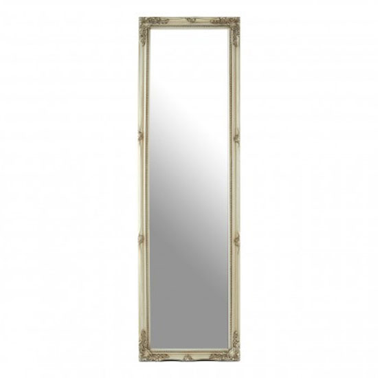 Zelman Wall Bedroom Mirror In Champagne Frame_1