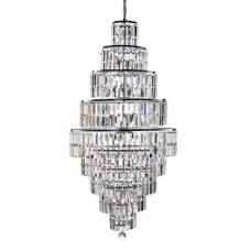 Empire 9 layer Crystal Ceiling Light