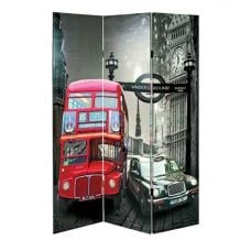 Routemaster Contemporary Colorful Room Divider