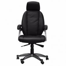 Benzine Home And Office Designer Executive Chair In Black