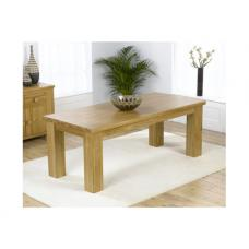 Daniela Solid Oak Dining Table