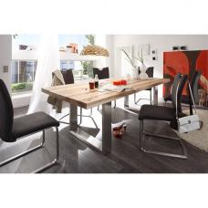 Capello 8 Seater Dining Table In 180cm With Pavo Chairs