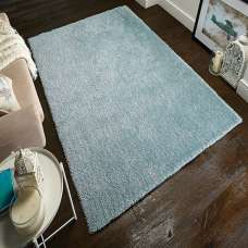 Grande Vista Duck Egg Oblong Rug