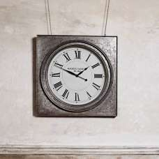 Roza Traditional Square Wall Clock