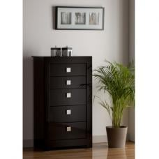 Modena 5 Drawer Tall Chest