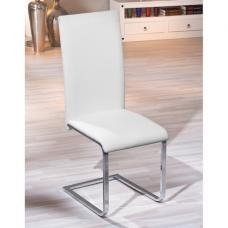 Montana Dining Room Chair In White