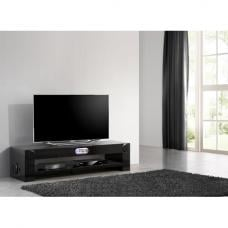 Mobik Black Gloss Finish LCD TV Stand With Bluetooth Connection
