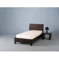 Prado 3ft Expresso Brown Single Bed