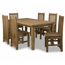 Salto Dining Table with 6 Chairs