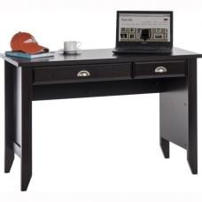 Augusta Home Office Laptop Desk In Jamocha Wood