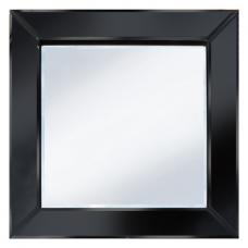 Brilliance Black 60x60 Square Wall Mirror