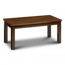 Maya Coffee Table in Mahogany Finish
