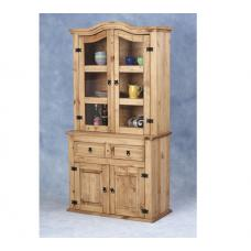 Corona Wooden Buffet Hutch