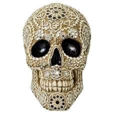 Tesk Decorative Model Skull Sculpture
