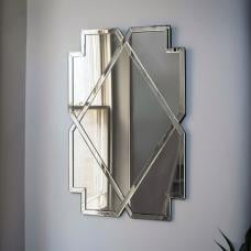Dillingham Contemporary Designer Wall Mirror